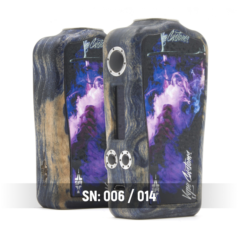 Stuttart Stabilized Wood Edition SN006