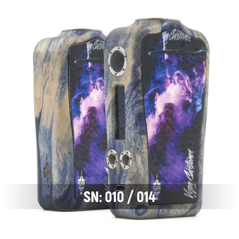 Stuttart Stabilized Wood Edition SN010