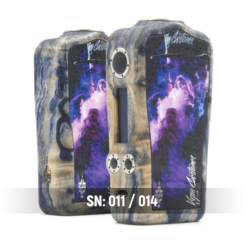 Stuttart Stabilized Wood Edition SN011