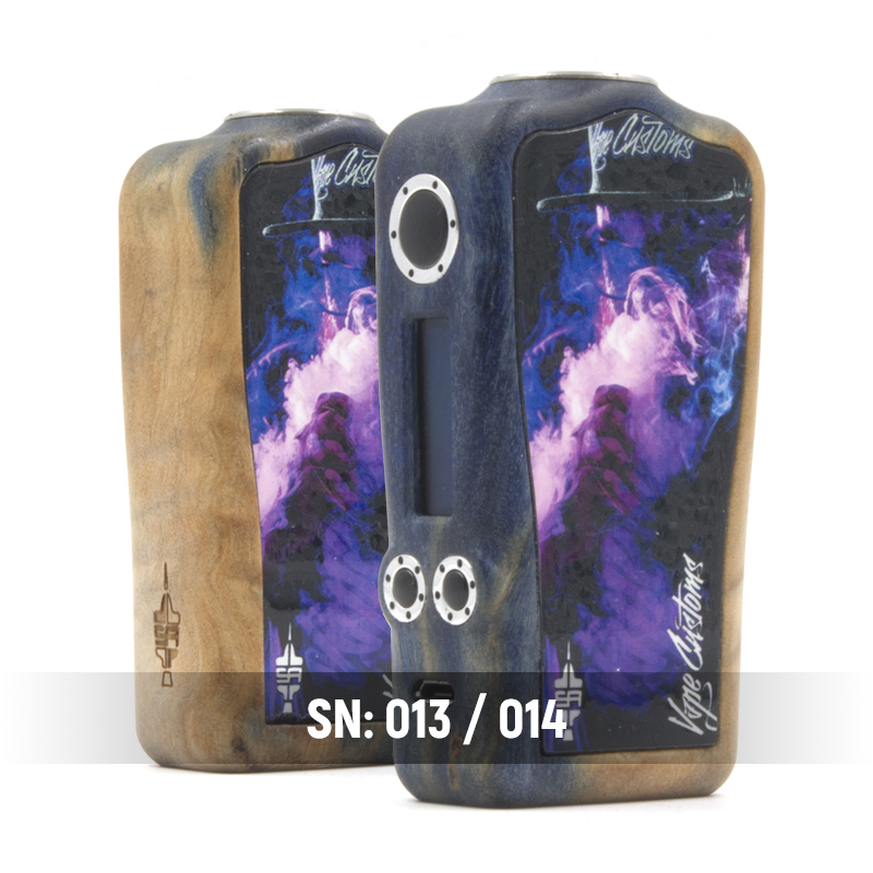 Stuttart Stabilized Wood Edition SN013